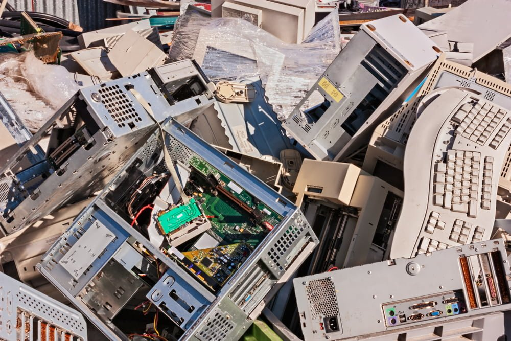 e waste and IT disposal services uk